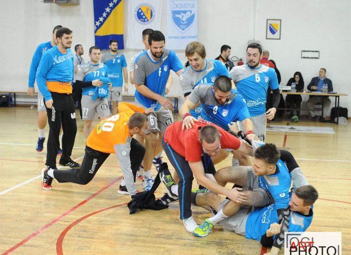 9. Kolo - Premijer Liga BiH Rukomet - RK Lokomotiva - RK Konjuh 2