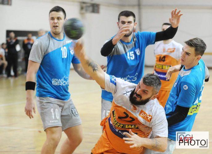 9. Kolo - Premijer Liga BiH Rukomet - RK Lokomotiva - RK Konjuh 6