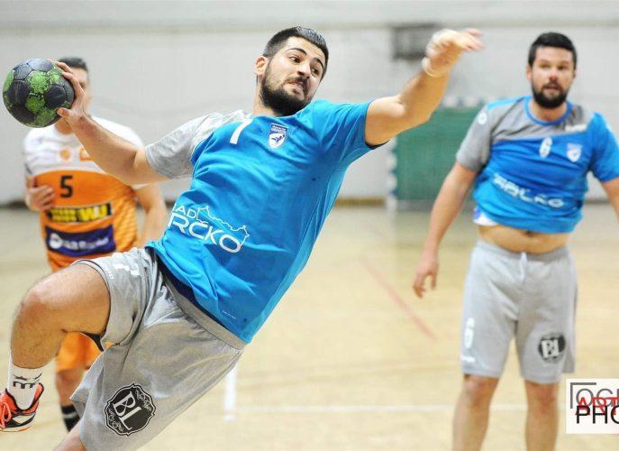 9. Kolo - Premijer Liga BiH Rukomet - RK Lokomotiva - RK Konjuh 9