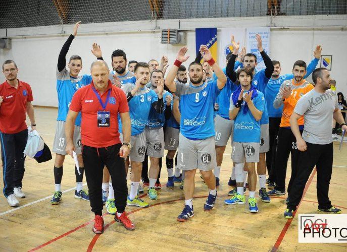 9. Kolo - Premijer Liga BiH Rukomet - RK Lokomotiva - RK Konjuh 1