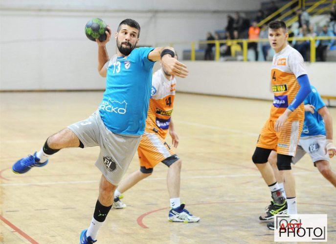 9. Kolo - Premijer Liga BiH Rukomet - RK Lokomotiva - RK Konjuh 10