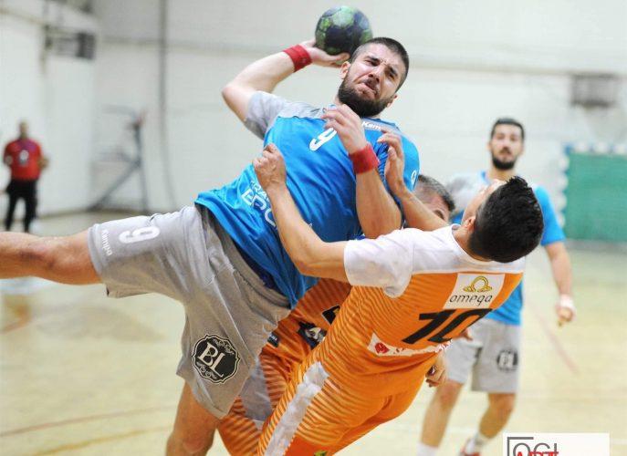 9. Kolo - Premijer Liga BiH Rukomet - RK Lokomotiva - RK Konjuh 11