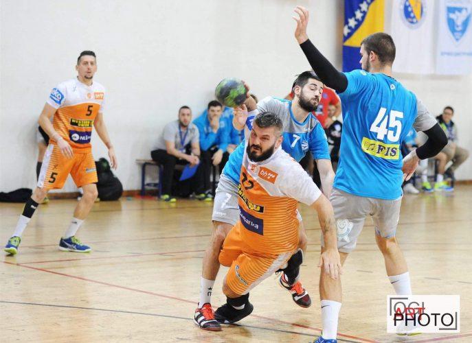 9. Kolo - Premijer Liga BiH Rukomet - RK Lokomotiva - RK Konjuh 5